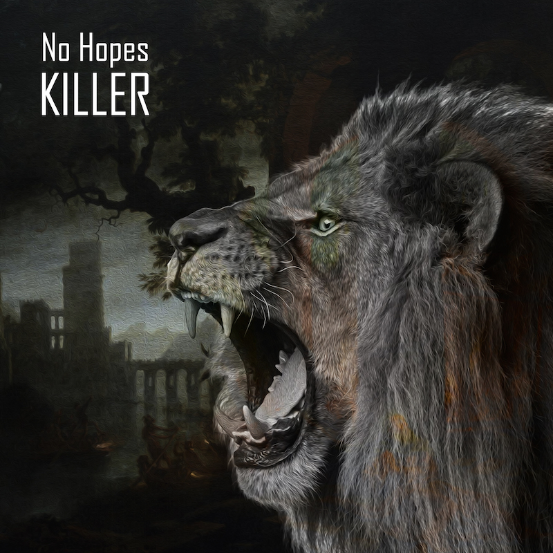 No Hopes - Killer (GRAY Remix) (DSB056) - Deep Strips