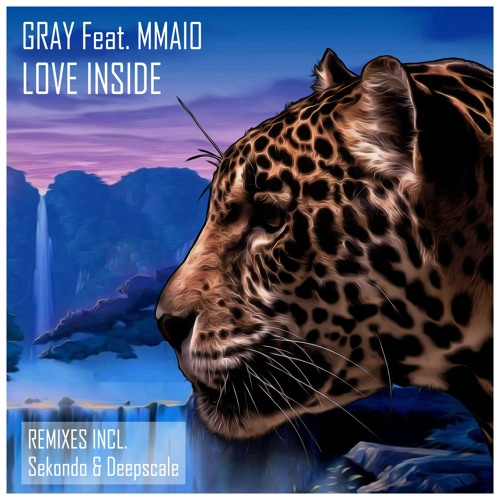GRAY feat. MMAIO - Love Inside (DSB119) - Deep Strips